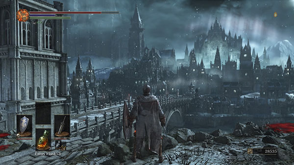 dark souls iii review rocket chainsaw