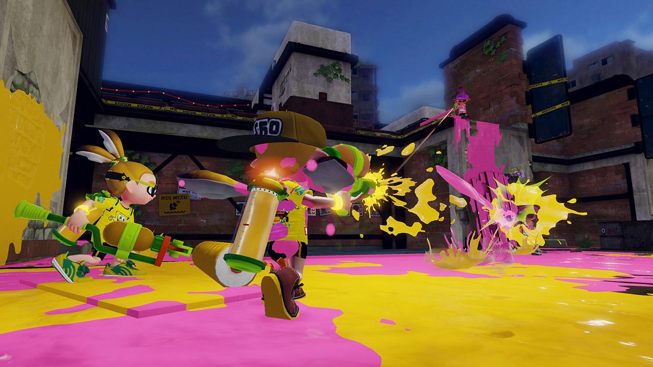 SpongeBob Squarepants Splatoon Splatfest (3)