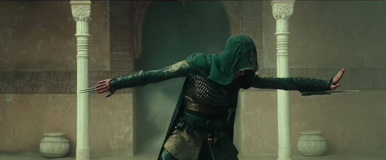 Assassin's Creed movie trailer released - Rocket Chainsaw