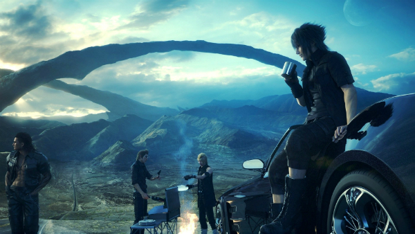 Final Fantasy XV Playstation Christmas Gift Guide 2016