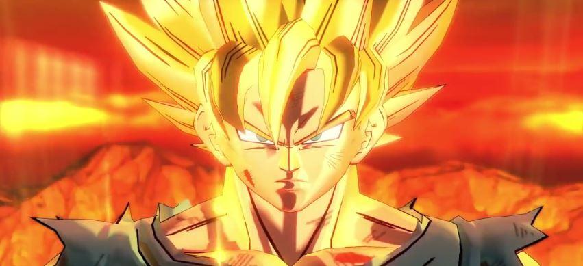 Goku Dragon Ball Xenoverse 2