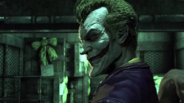 Joker-Batman Arkham Knight