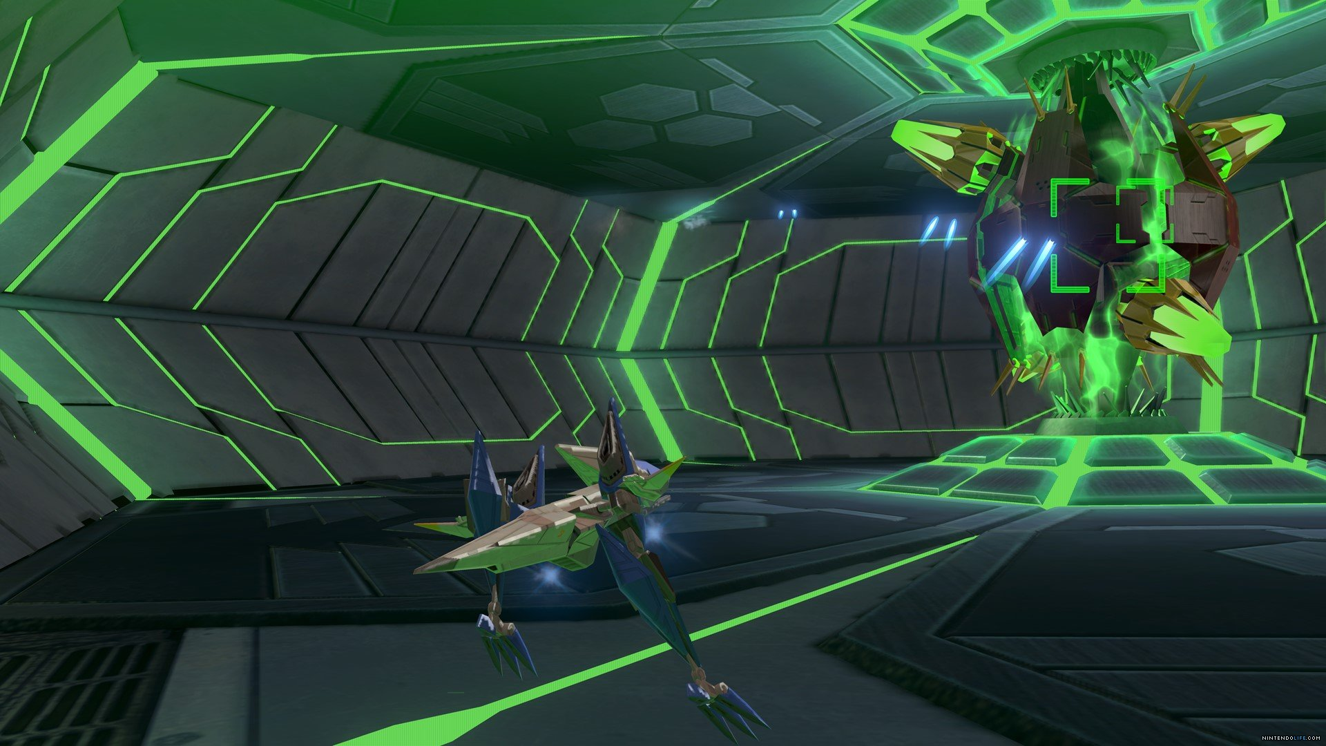 star fox zero screen 2