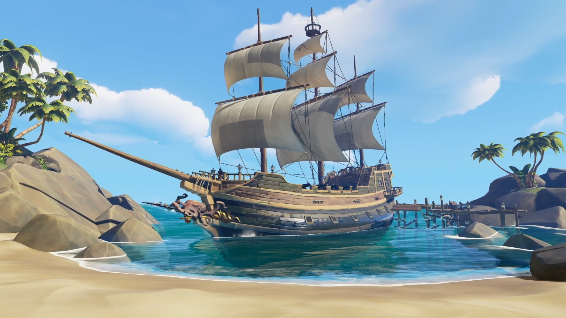 thieves of the sea Sea of thieves is a pirate-themed action-adventure cooperative multiplayer game played from a first-person perspective the game features cross-platform play between windows-based personal computers and xbox one video game consoles.