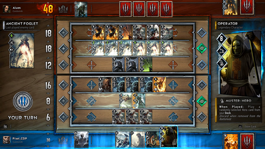 gwent 1 E3 2016: Gwent Preview