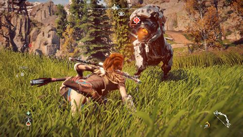 horizon 3 E3 2016: Horizon: Zero Dawn Preview