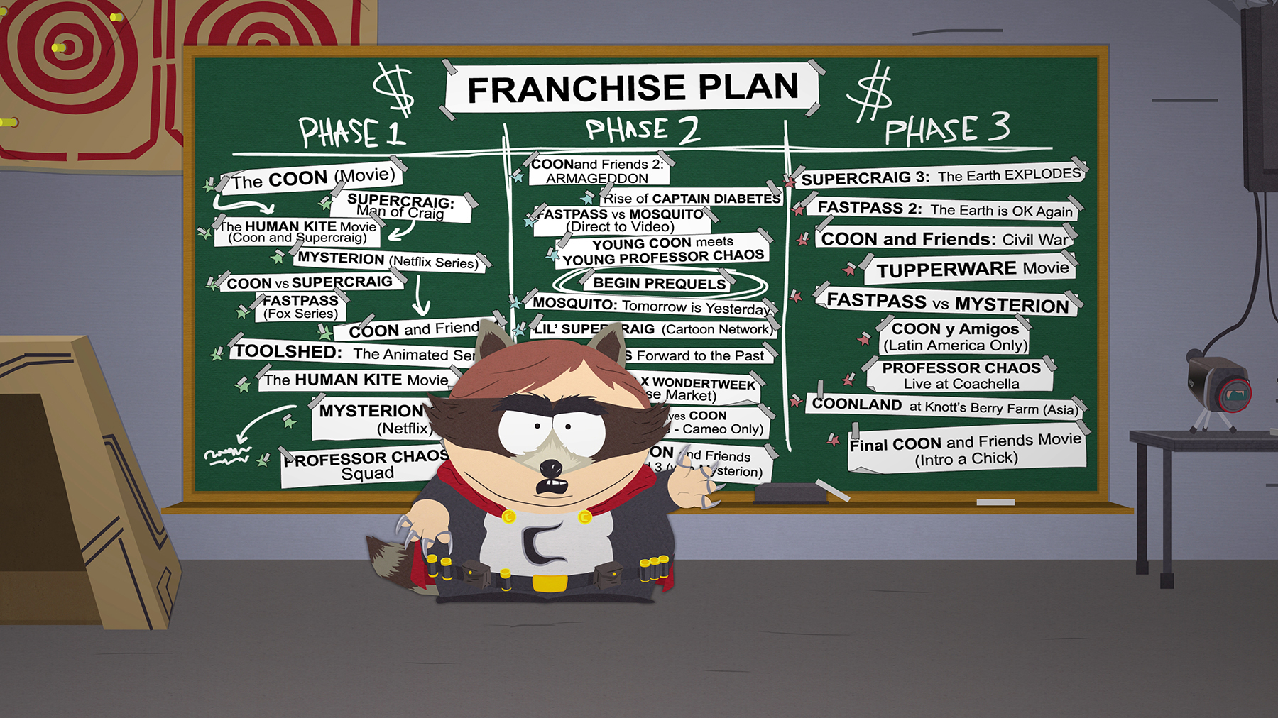 screenshot the plan rgb E3 2016: South Park   The Fractured But Whole Preview