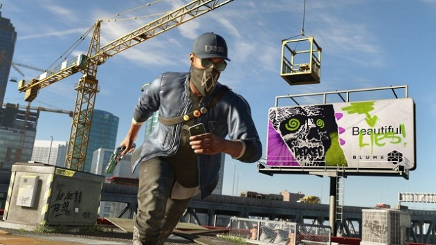 watchdogs2 4 Playstation Christmas Gift Guide 2016