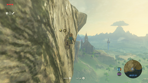 zelda image 4 E3 2016: The Legend of Zelda: Breath of the Wild Preview