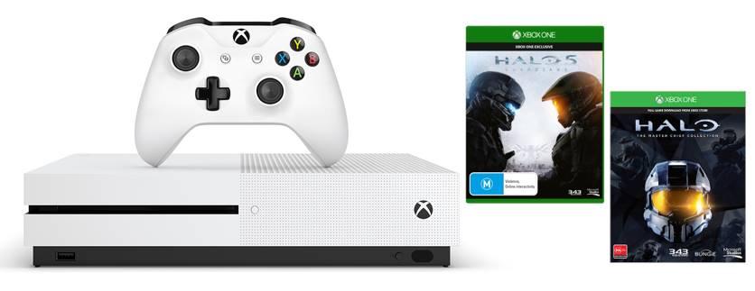 Halo Xbox One S