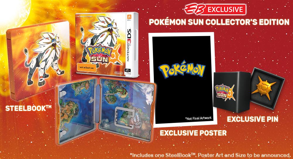 Pokemon Sun Collector's