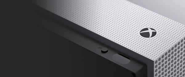 Digital Xbox One S