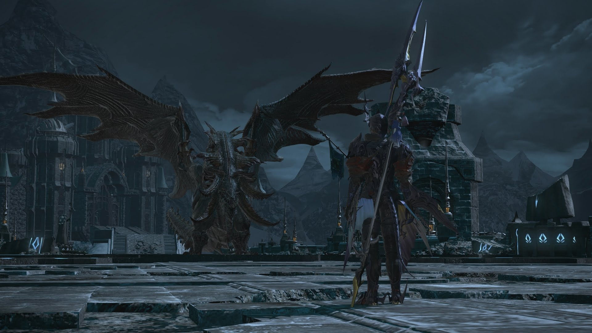 Final Fantasy XIV Free Login Campaign and Latest Patch Notes