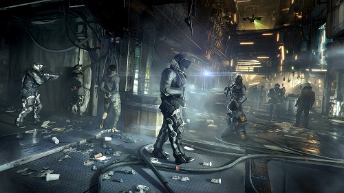 Deus Ex Mankind Divided Feature Playstation Christmas Gift Guide 2016
