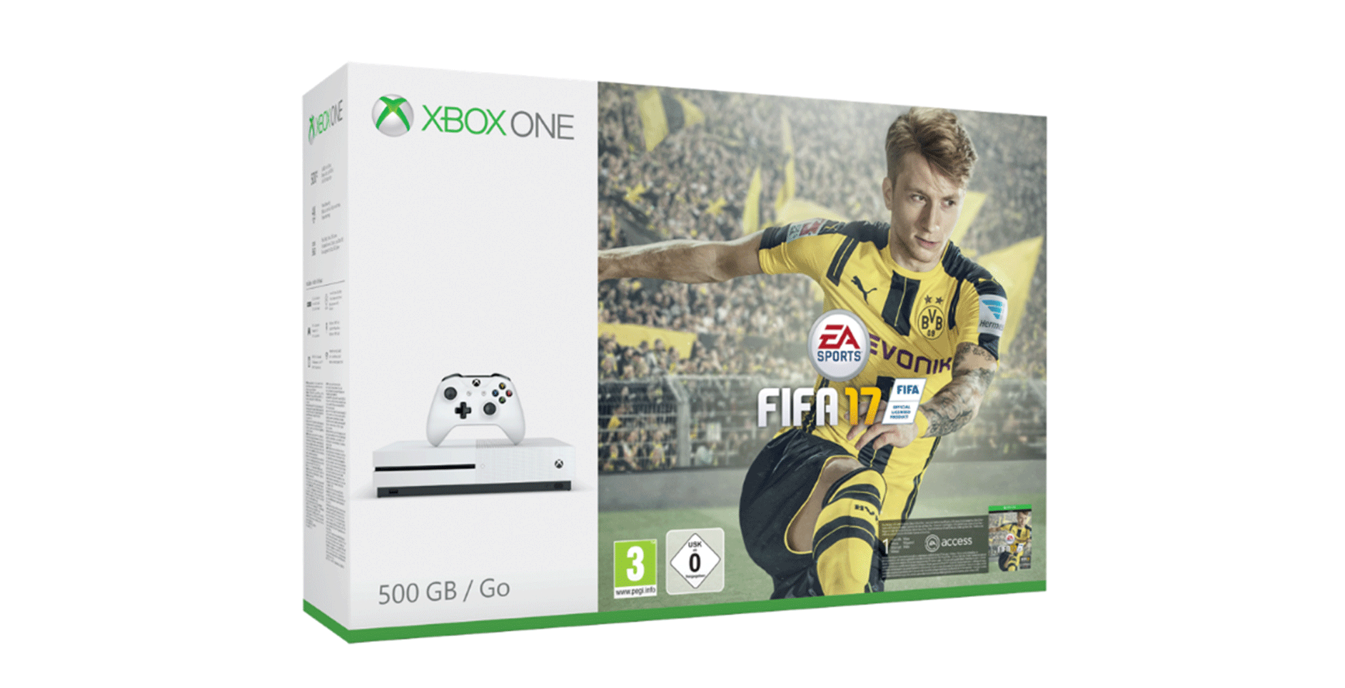 FIFA Xbox One S bundle
