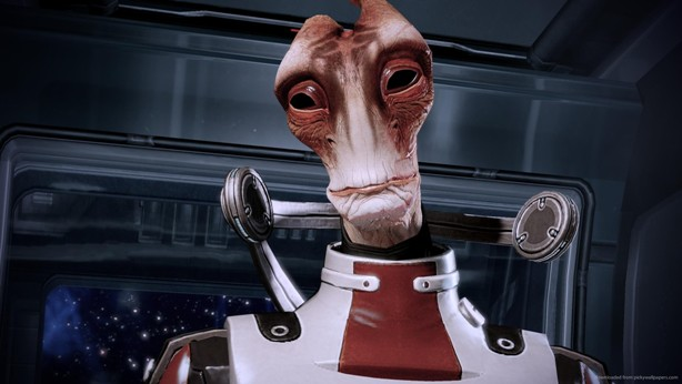 Mass Effect Mordin