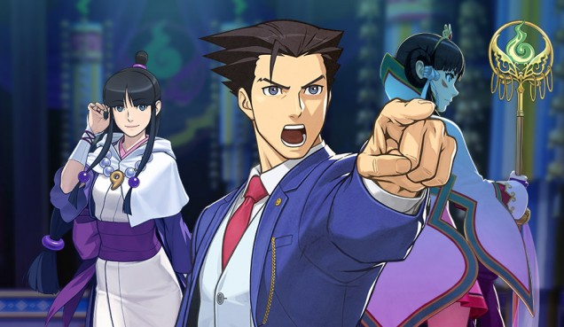 Phoenix Wright - Ace Attorney – Spirit of Justice