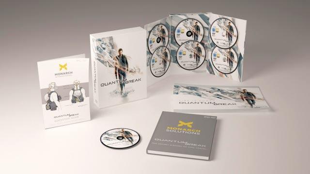 Quantum Break PC Retail