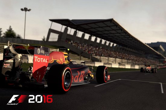 f1 2016 screen 1 Playstation Christmas Gift Guide 2016