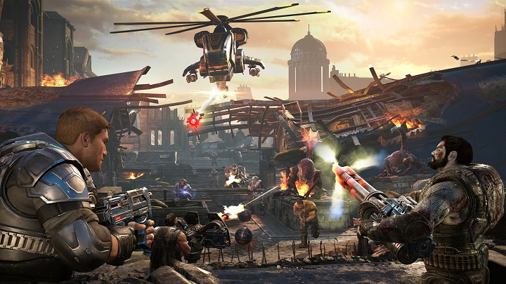 Gears4 Horde Impact The Coalitions Chuck Osieja Talks Gears of War 4