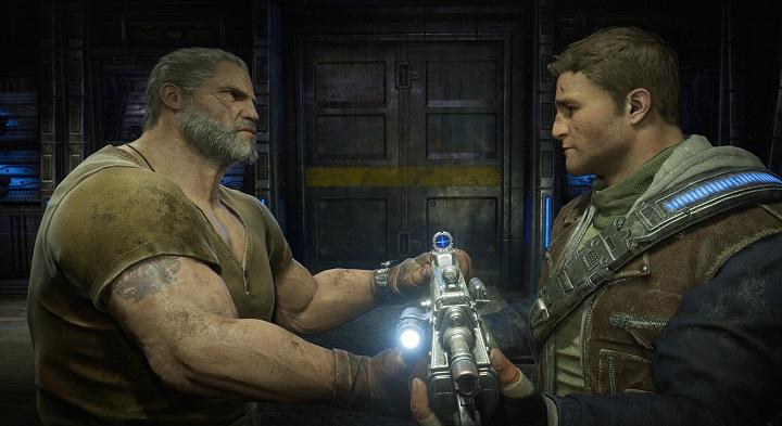 Gears4 Marcus JD 4K The Coalitions Chuck Osieja Talks Gears of War 4