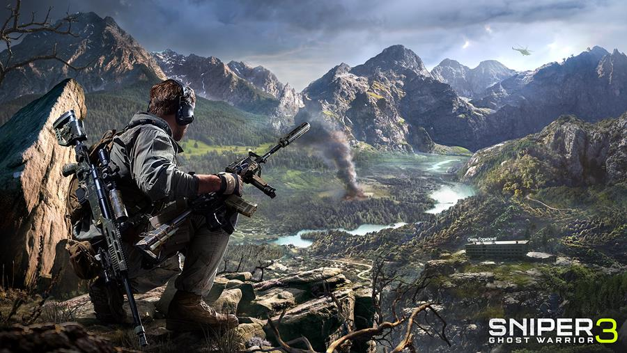 Sniper: Ghost Warrior 3 feature