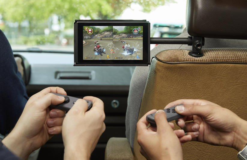 nintendo switch mario kart The Nintendo Switch Is Revealed, But What Do We Think About It?