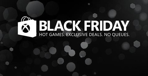 Black Friday 2016 Xbox