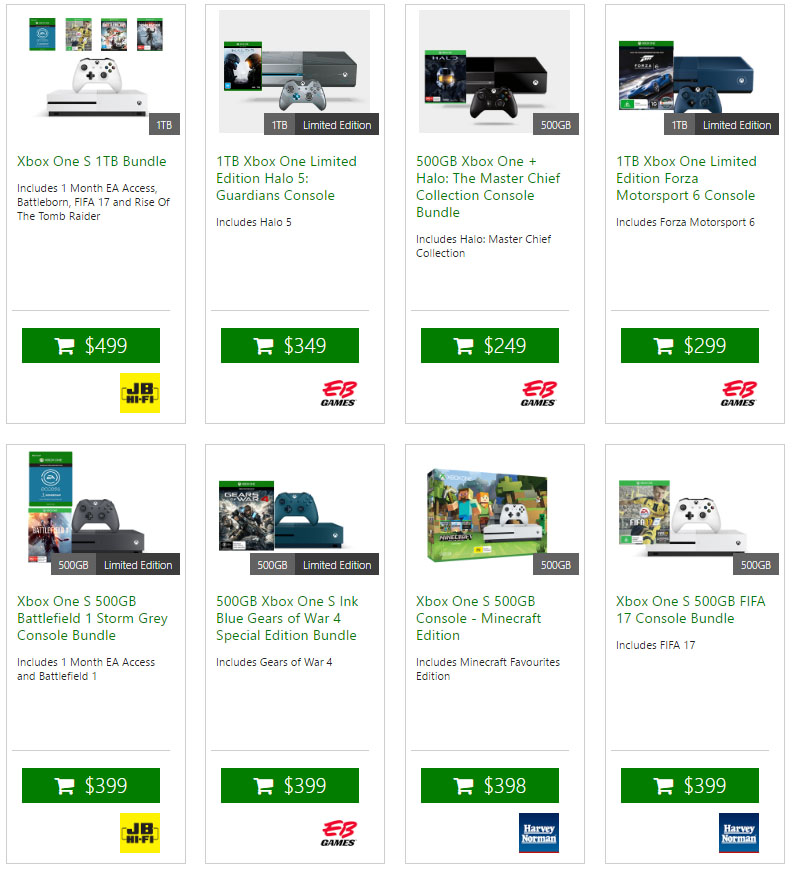 Deal Hunter Website Deals Xbox Australia Launches New Deal Hunter Website