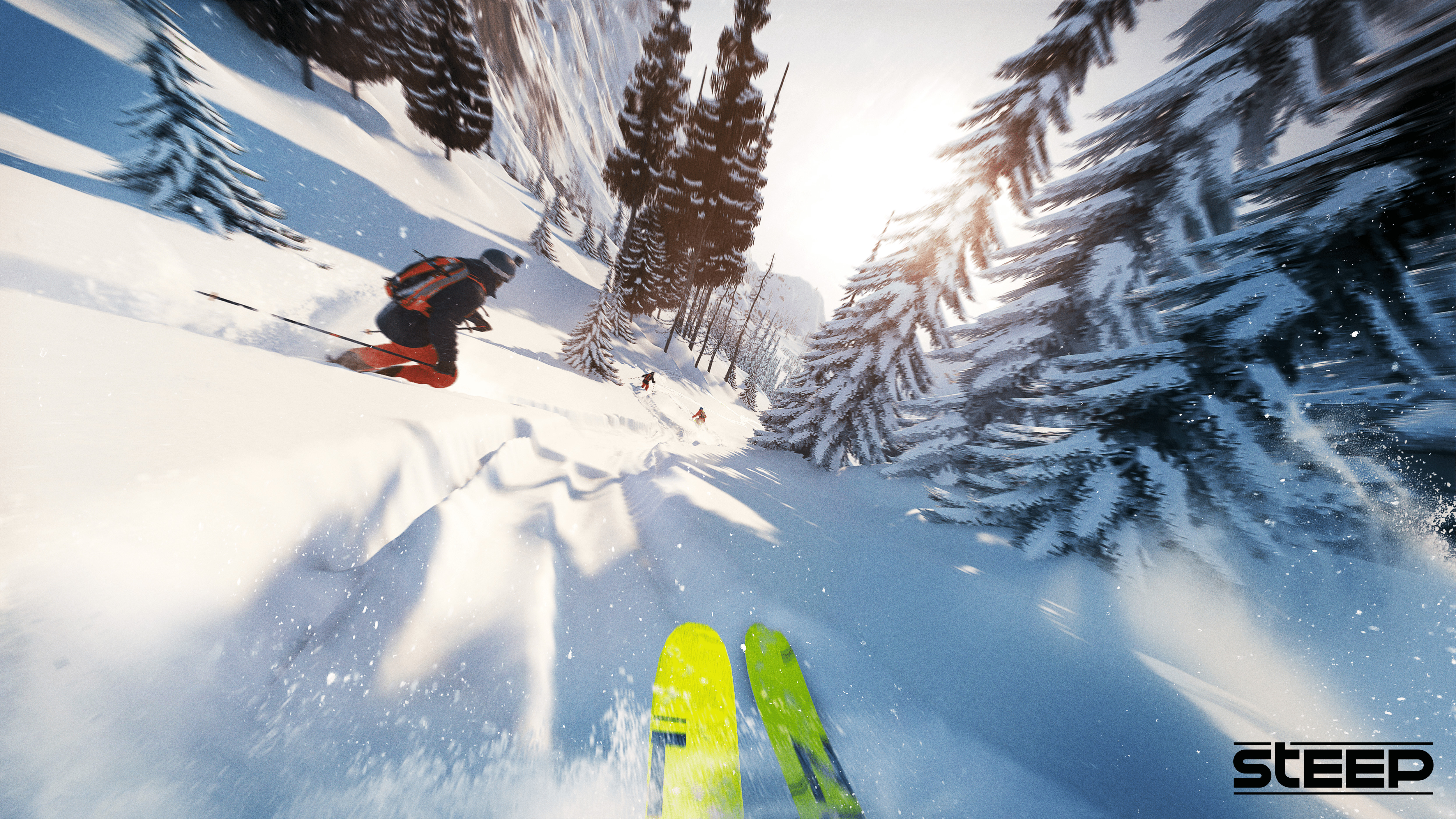 Steep Beta 02 Playstation Christmas Gift Guide 2016