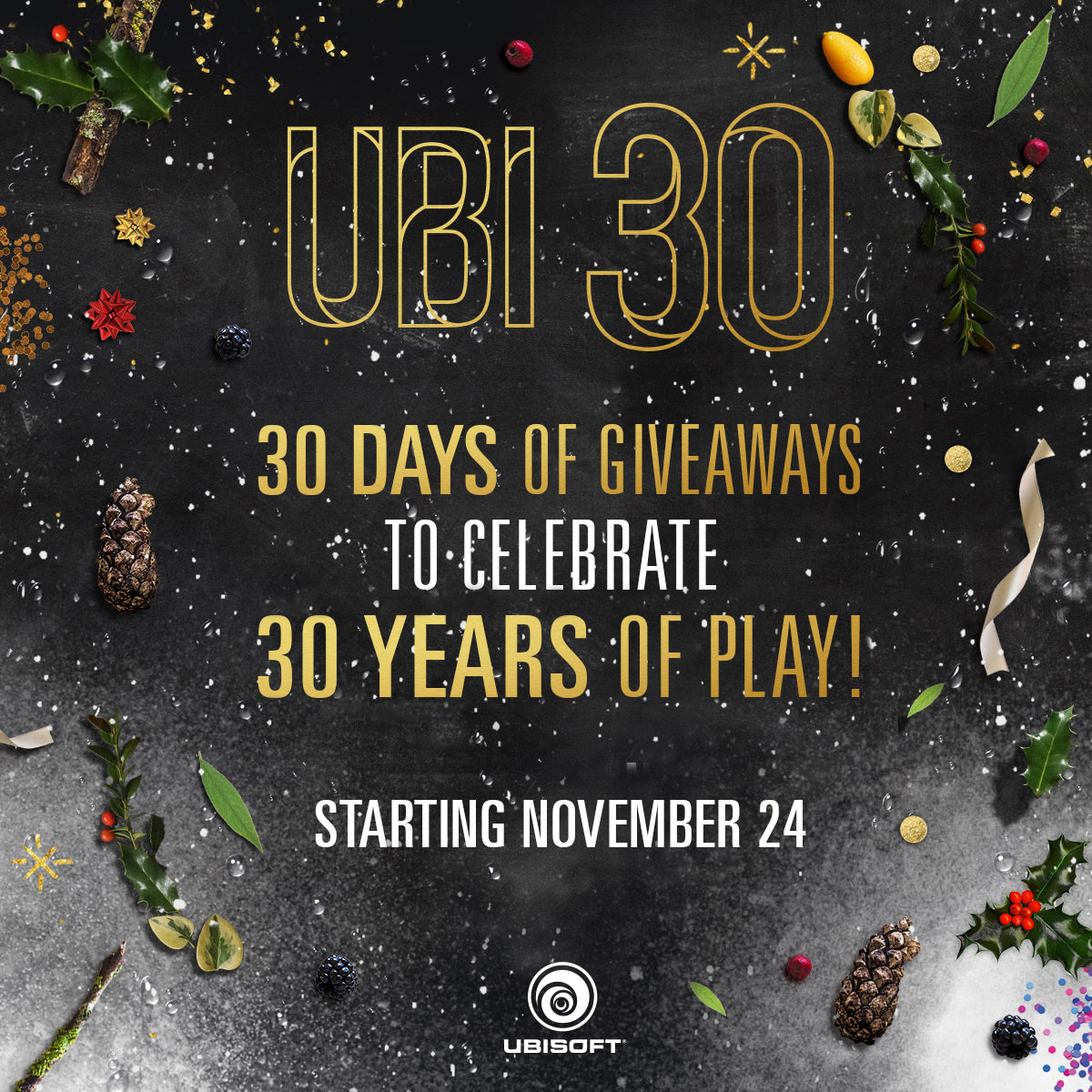 New Ubi 30 Promotion