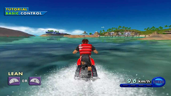 Wave Race Nintendo