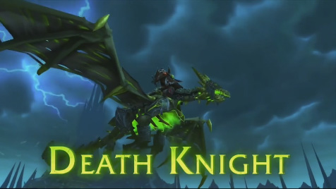 World of Warcraft Patch 7.2 Class Mounts