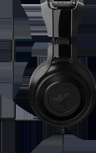 manowar hero product Razer ManOWar 7.1 Surround Sound Headset Review