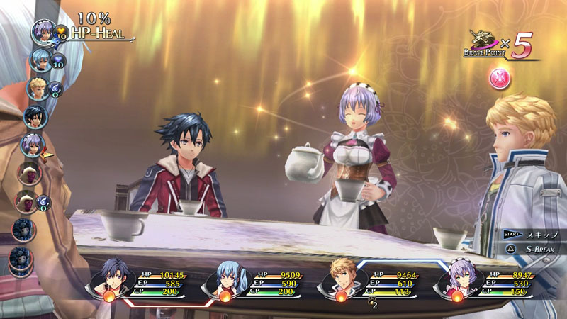trails of cold steel 2 Playstation Christmas Gift Guide 2016
