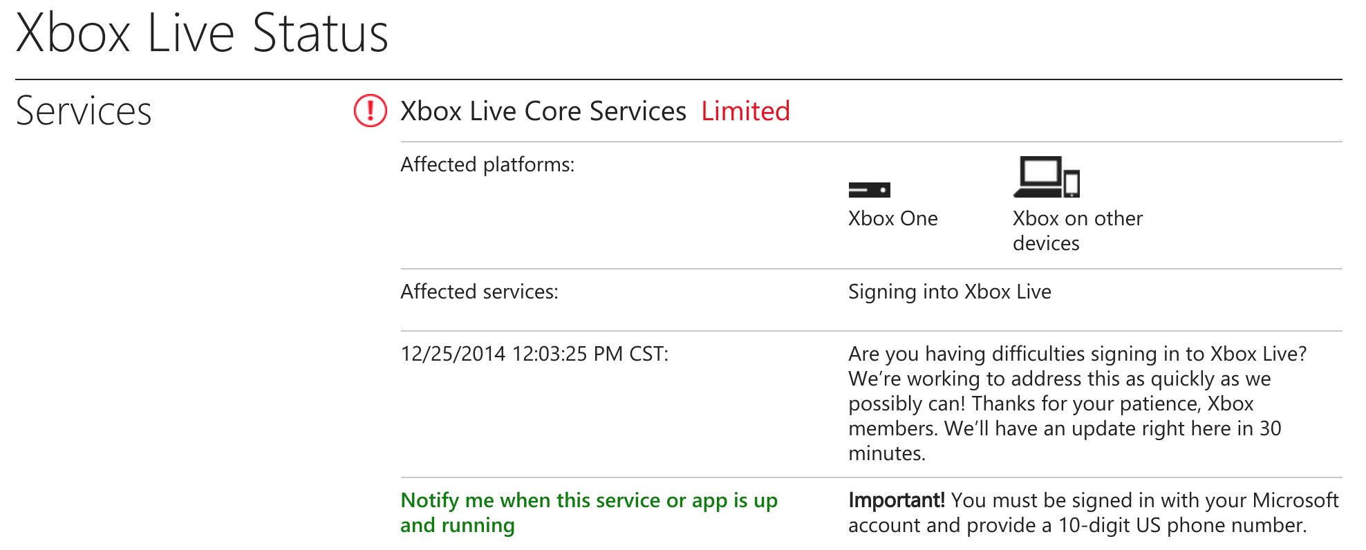xbox live status A Gamers Guide to Gift Shopping