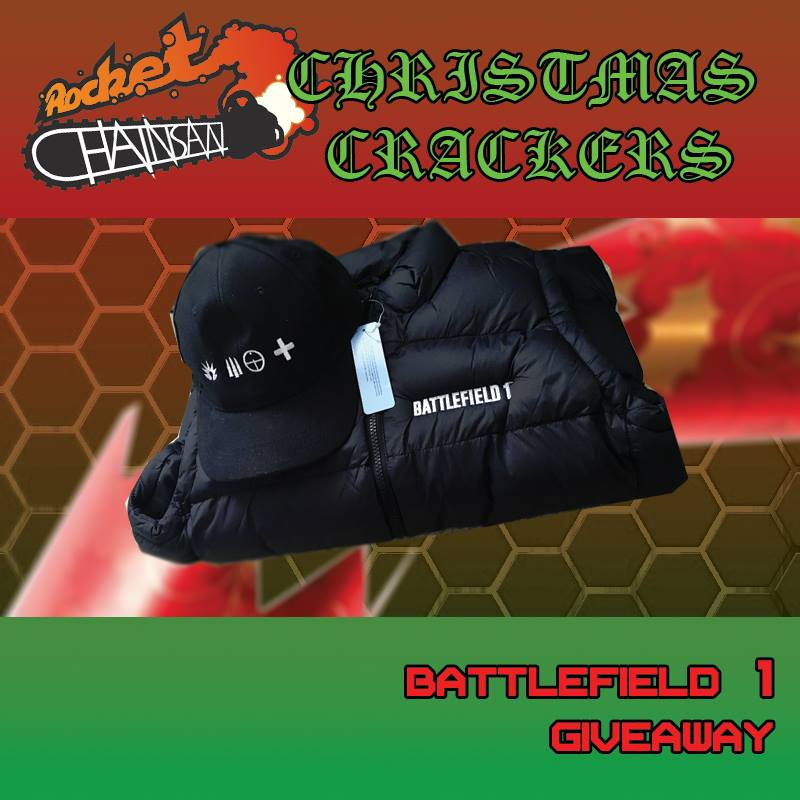 Christmas Crackers Hat.Christmas Crackers Week 1 Win A Battlefield 1 Vest And Hat
