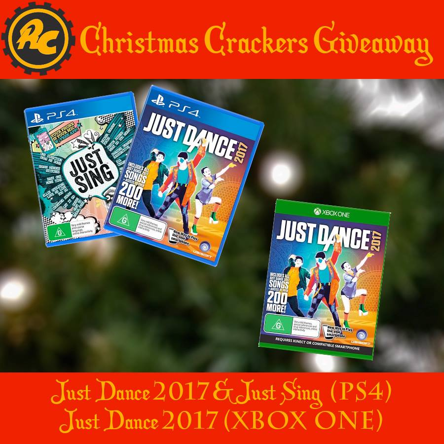 WIN One of Two Just Dance Packs! - Rocket Chainsaw