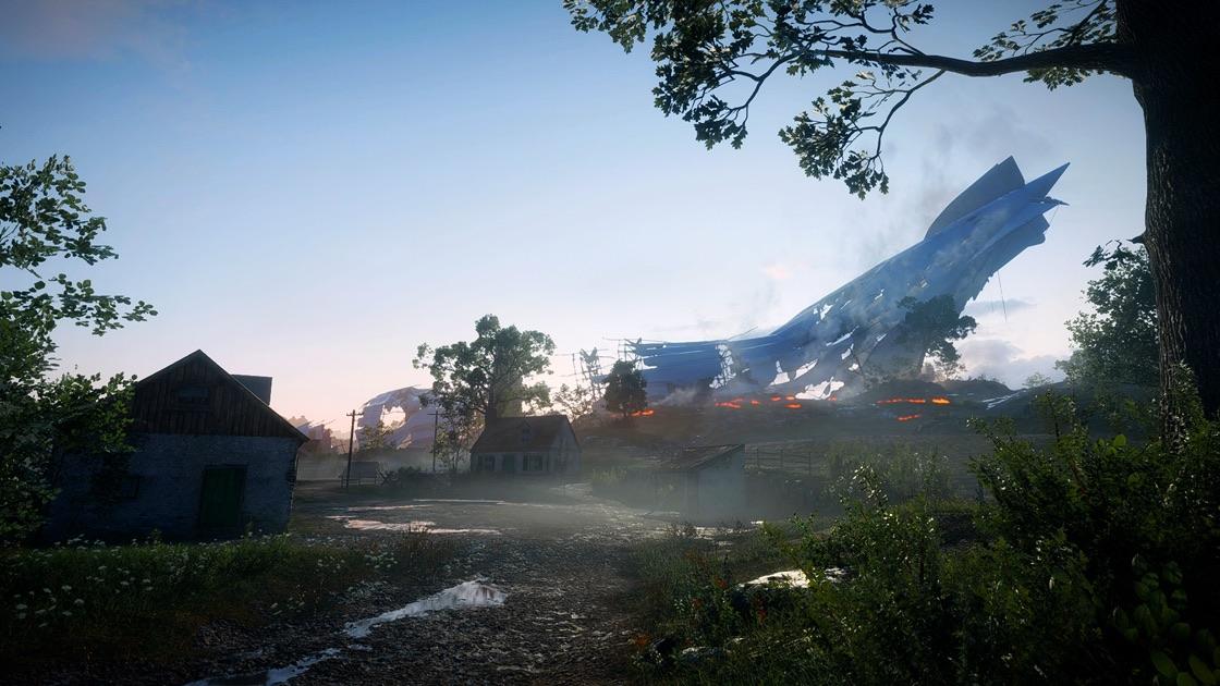 Battlefield 1 Giants Shadow DLC 01 Battlefield 1 Giants Shadow DLC Trailer