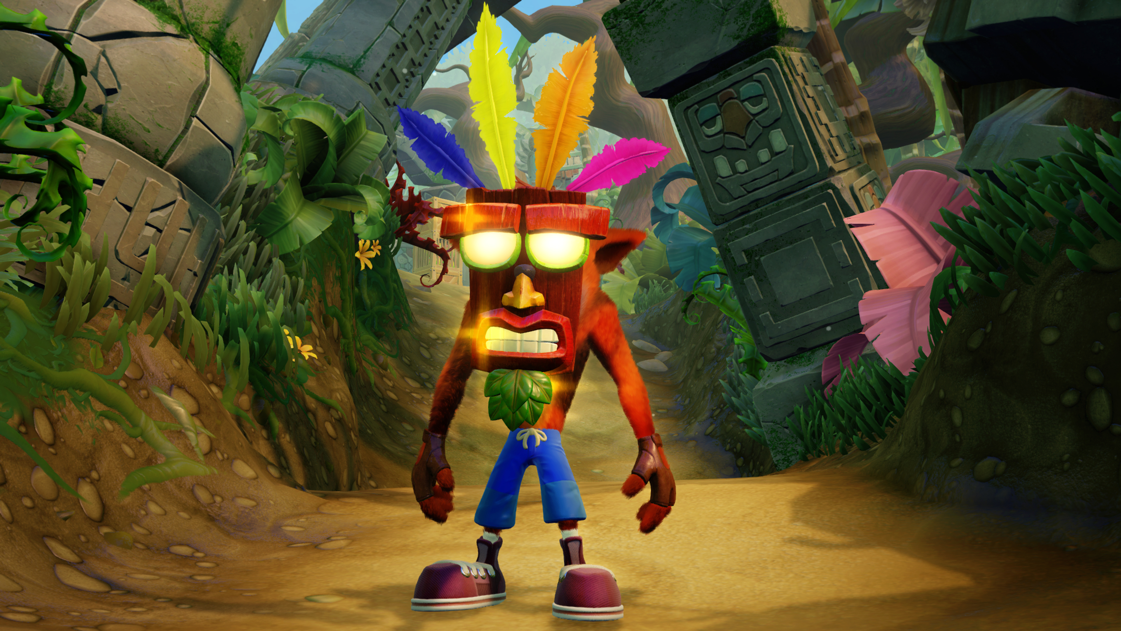 PS4's Crash Banicoot Remastered Trilogy's Release date Announced