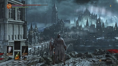 Dark Souls 3 2 Rocket Chainsaws 2016 Game of the Year Awards