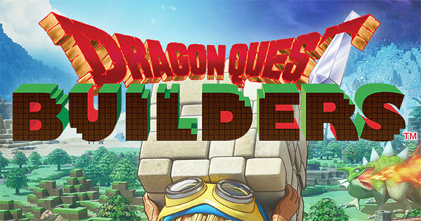 DRAGON QUEST Builders gets free DLC - Rocket Chainsaw