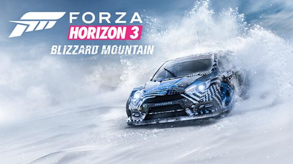 Forza Horizon 3 Blizzard Mountain Forza Horizon 3 Blizzard Mountain Expansion Details