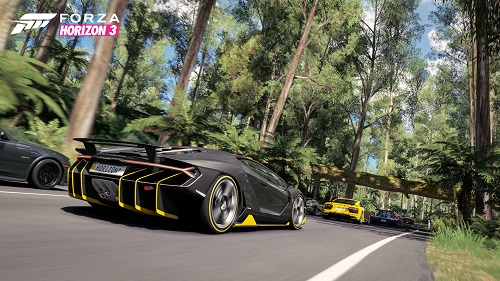 ForzaHorizon3 Review 01 JungleRoad WM Rocket Chainsaws 2016 Game of the Year Awards