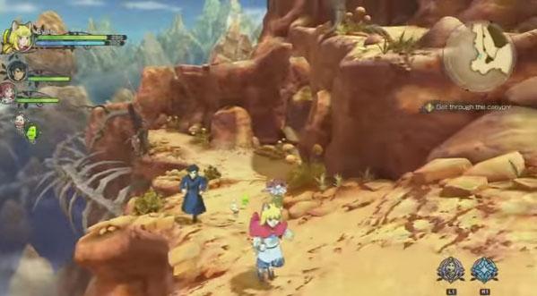 New Ni No Kuni 2 Trailer Screengrab 07