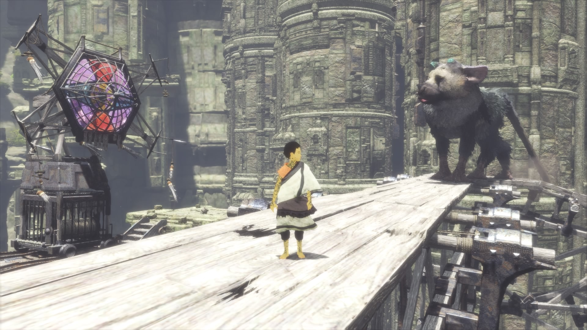 The Last Guardian™ 20161214184632 The Last Guardian Review   A Boy and His Dog
