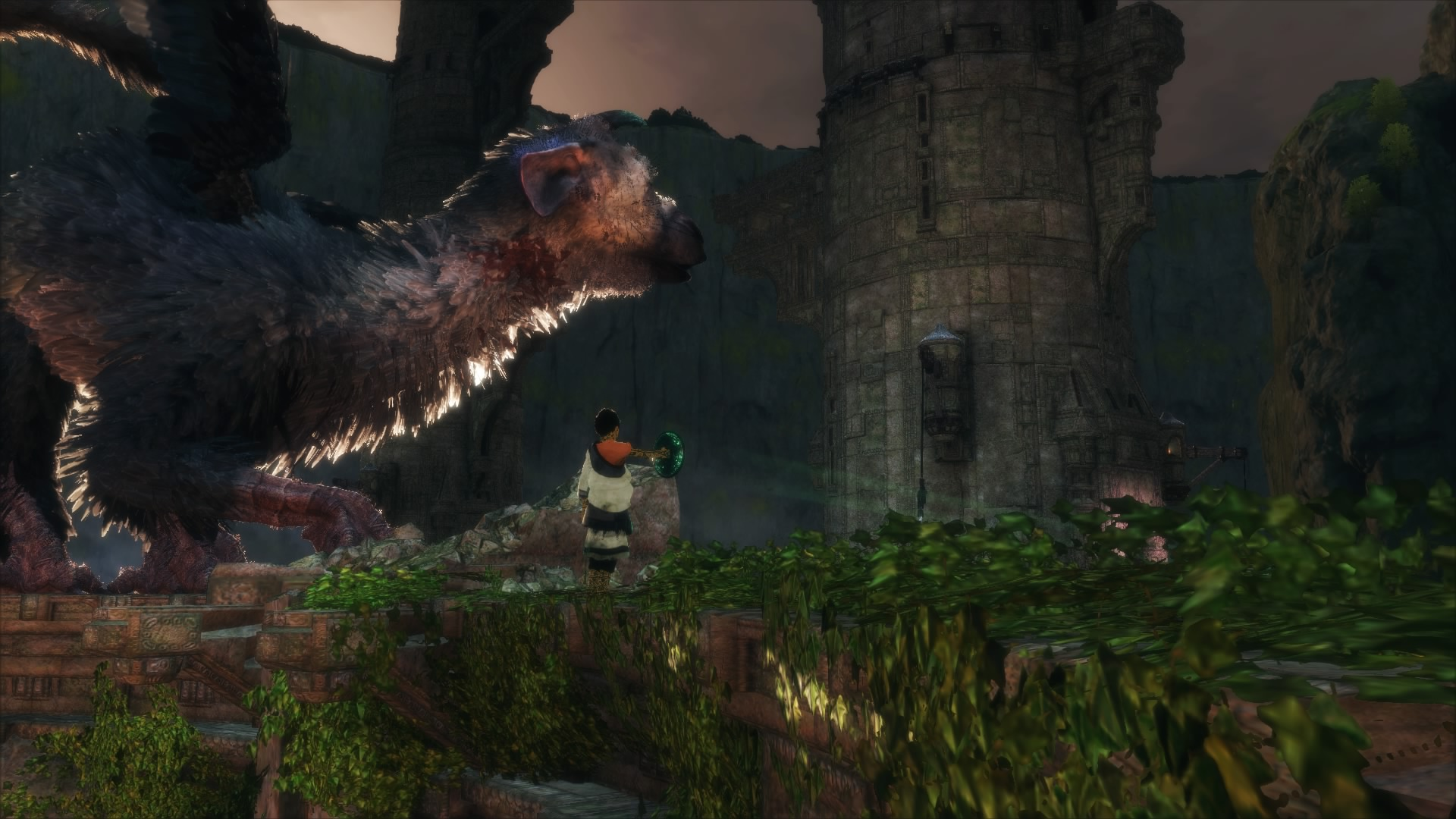 The Last Guardian™ 20161215011229 The Last Guardian Review   A Boy and His Dog