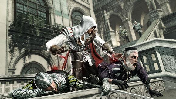 assassins creed ezio 2 Assassins Creed: The Ezio Collection Review