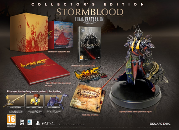Stormblood Expansion Collector's Edition
