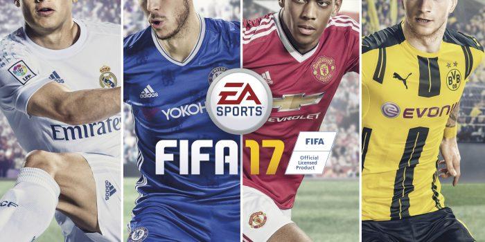 FIFA 17 Update Details